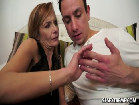 Mature Blonde Sue Anal Creampied By Young Guy - Collection Of Best Porn - HD Porn Tube