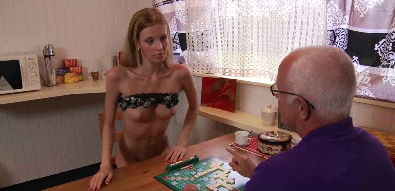 Grandpa Fucks Gorgeous Teen She Sucks His Cock
