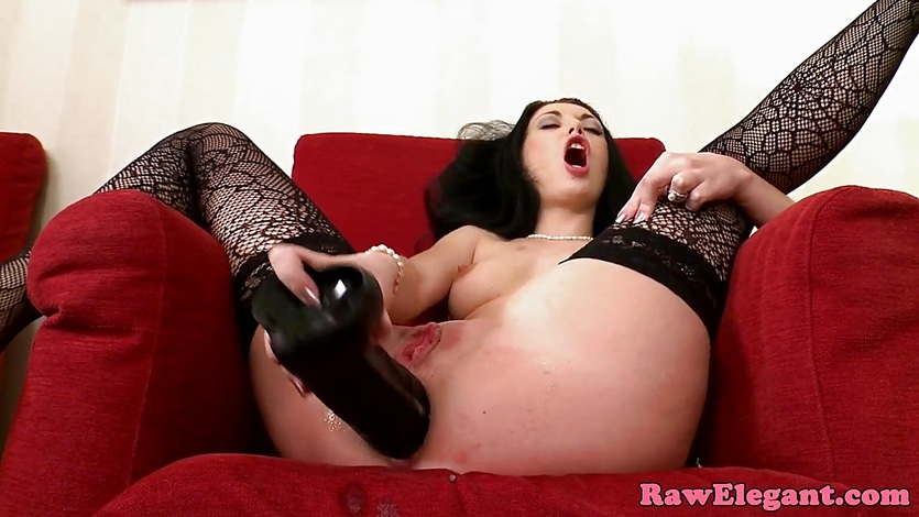 Glamcore european pounded after teasing