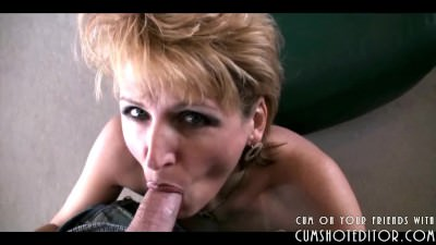 Busty MILF Gets Fucked To Creampie - Porn Video 081