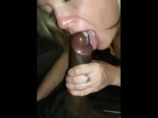 wife in the club parking lot