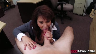 MILF.Sells.Her.Husband.S.Stuff.For.Bail - Porn Video 071