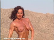 Ronny Lipari 01 - Female Bodybuilder