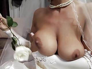 Alter Mann junge Braut