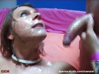 Multi Cum Cum Gangbang - Sexy Susi - P1 ------