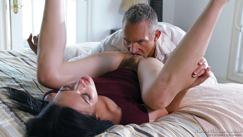 Sweet and sexy Marley Brinx fucked by Marcus London