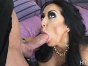 Kiara Mia gets fucked hard after a sexy bj